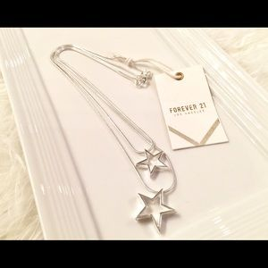 🆕 Forever 21 necklace jewelry; neck accessories